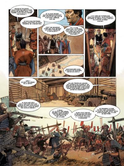 Page 2 William Adams samouraï tome 2