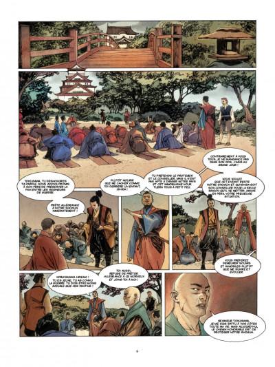 Page 4 William Adams samouraï tome 2