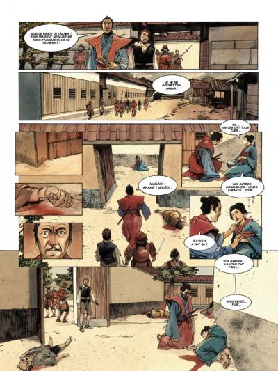 Page 5 William Adams samouraï tome 2