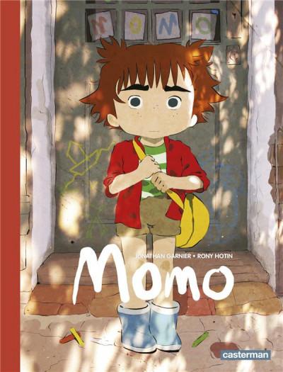 Couverture Momo tome 1