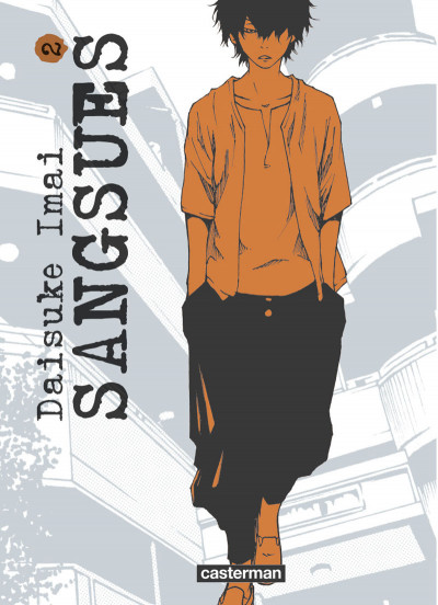 Couverture Sangsues tome 2