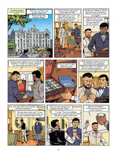 Page 5 Lefranc tome 27