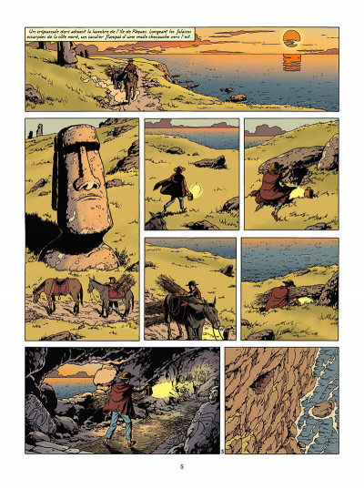 Page 6 Lefranc tome 27