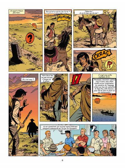 Page 7 Lefranc tome 27