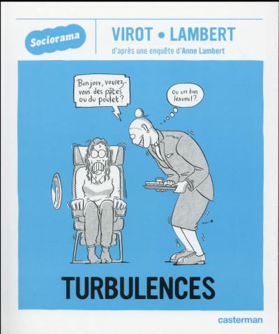 Couverture Sociorama - Turbulences
