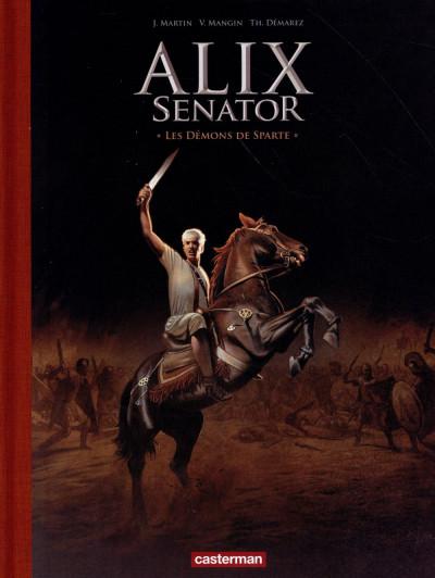 image de Alix Senator - édition deluxe tome 4 - Les démons de Sparte