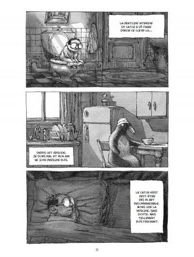 Page 1 La république du catch