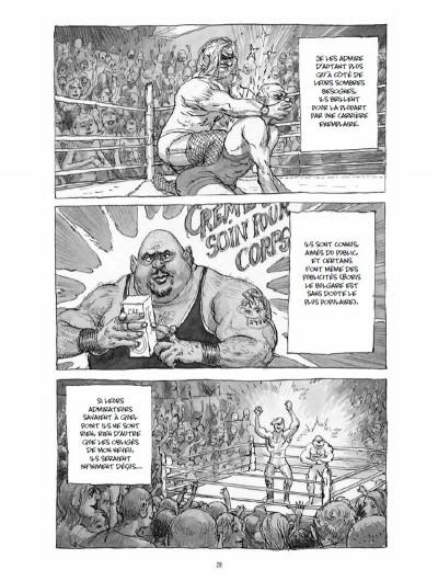 Page 4 La république du catch