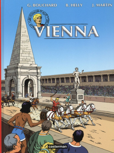 image de Les voyages d'Alix - Vienna (édition 2015)