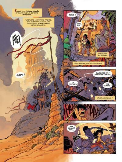 Page 1 Les lames d'Apretagne tome 1
