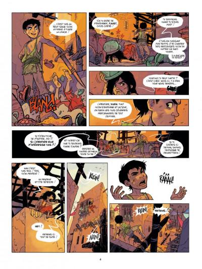 Page 2 Les lames d'Apretagne tome 1