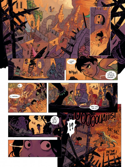 Page 3 Les lames d'Apretagne tome 1