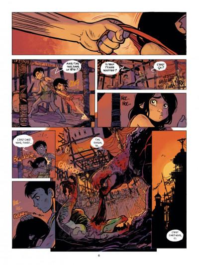 Page 4 Les lames d'Apretagne tome 1