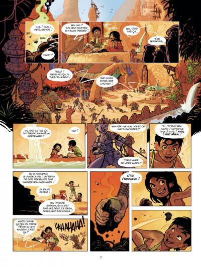 Page 5 Les lames d'Apretagne tome 1