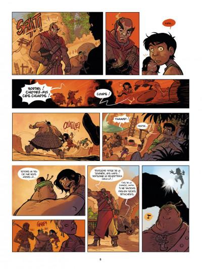 Page 6 Les lames d'Apretagne tome 1