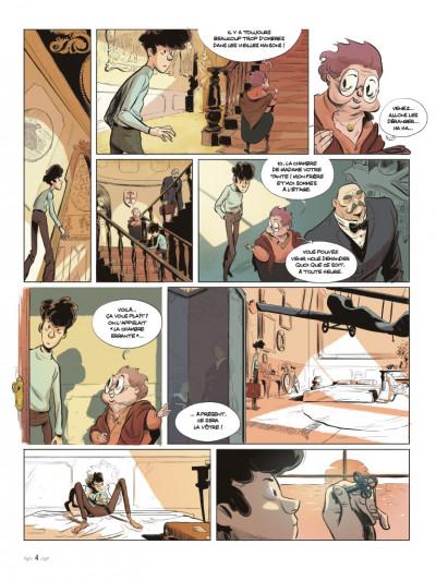 Page 2 Benjamin Blackstone tome 1