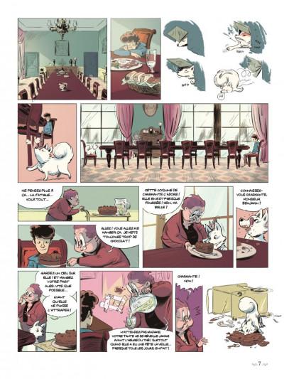 Page 5 Benjamin Blackstone tome 1