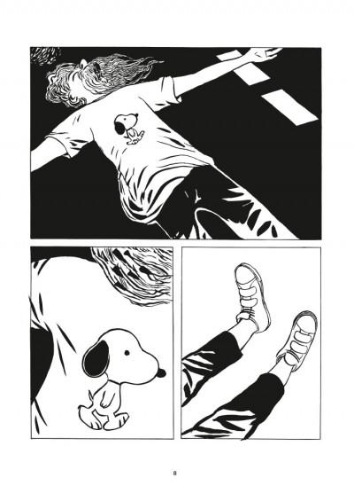 Page 4 Je viens de m'échapper du ciel