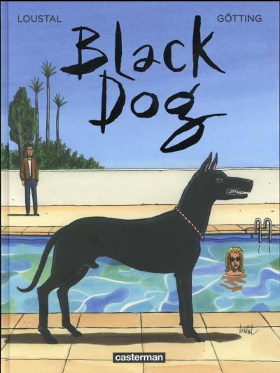 Couverture Black dog