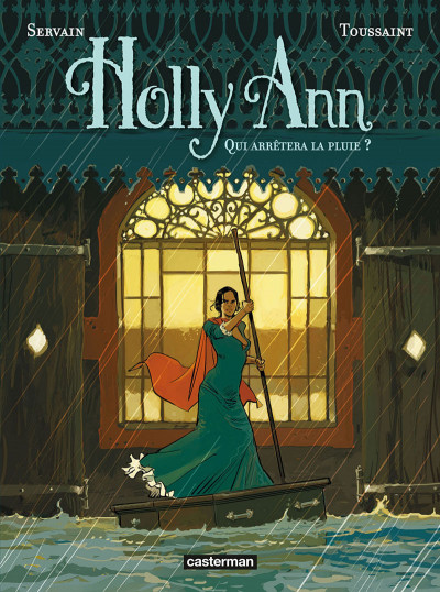 Couverture Holly Ann tome 2