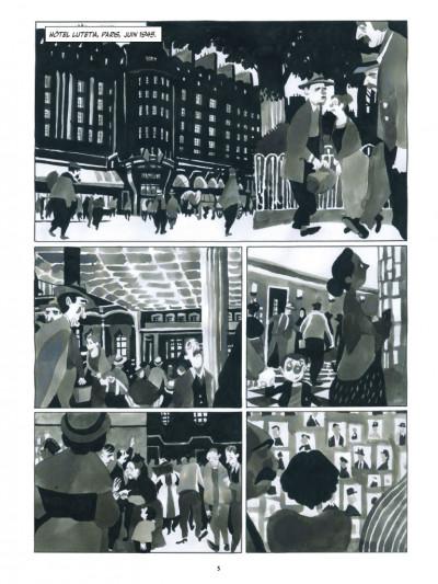 Page 1 La révolte des terres