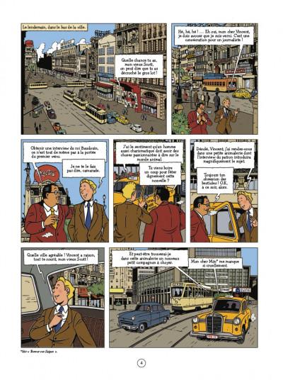 Page 2 Les aventures de Scott Leblanc tome 4