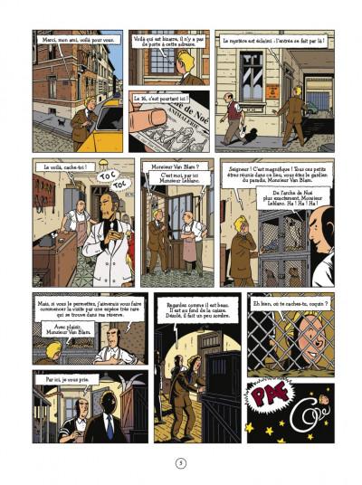 Page 3 Les aventures de Scott Leblanc tome 4