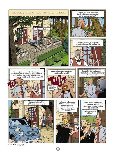 Page 4 Les aventures de Scott Leblanc tome 4