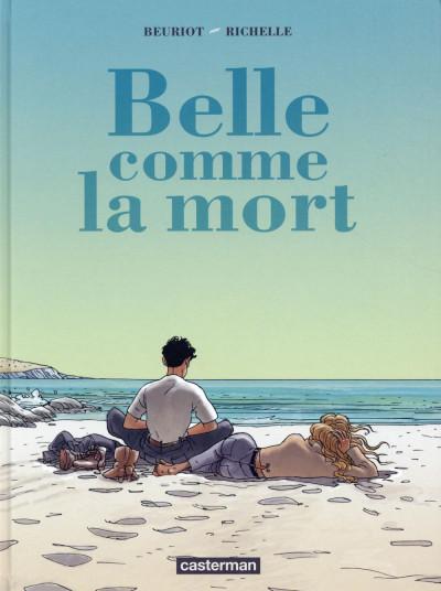 Couverture Belle comme la mort (édition 2015)