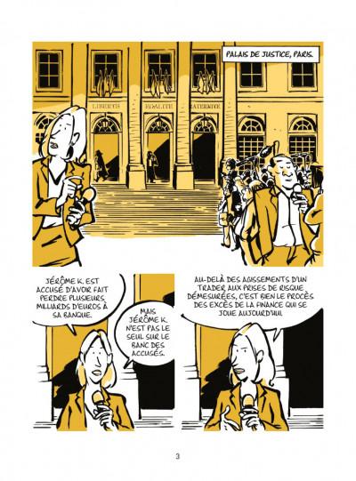 Page 1 Les aventuriers de la finance perdue