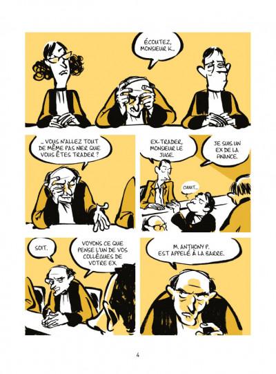 Page 2 Les aventuriers de la finance perdue