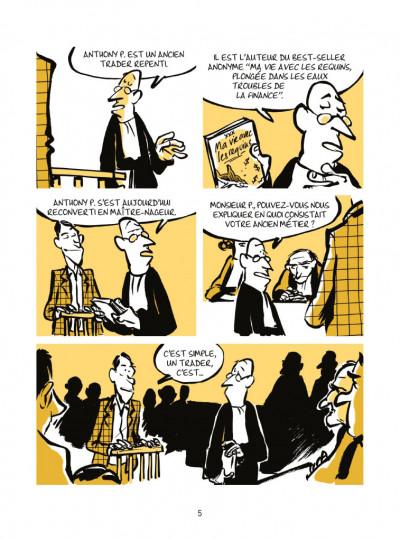 Page 3 Les aventuriers de la finance perdue