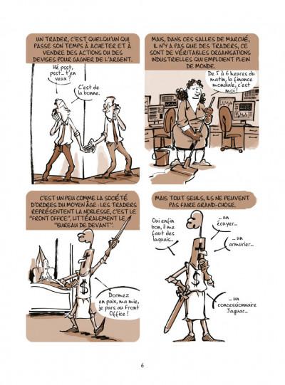 Page 4 Les aventuriers de la finance perdue