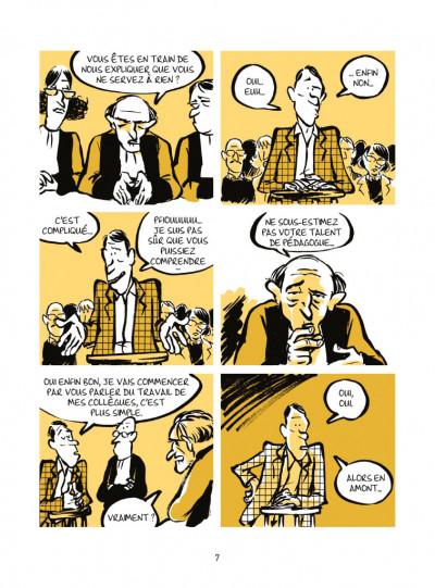 Page 5 Les aventuriers de la finance perdue