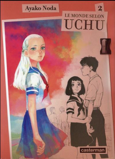 Couverture Le monde selon Uchu tome 2