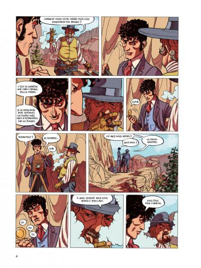 Page 2 L'odeur des garçons affamés