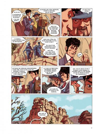 Page 3 L'odeur des garçons affamés