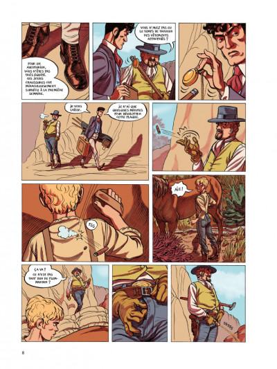 Page 4 L'odeur des garçons affamés