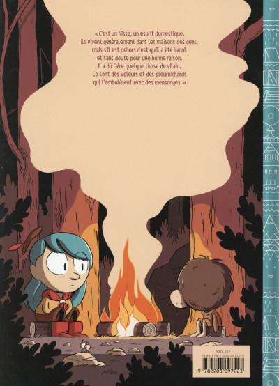 Dos Hilda - nouvelle édition tome 4 - Hilda et le chien noir