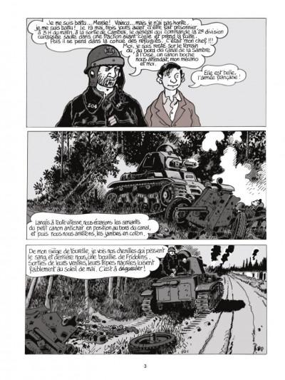 Page 1 Moi René Tardi prisonnier de guerre au Stalag IIB tome 3
