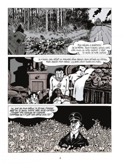 Page 2 Moi René Tardi prisonnier de guerre au Stalag IIB tome 3