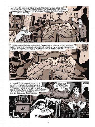 Page 3 Moi René Tardi prisonnier de guerre au Stalag IIB tome 3