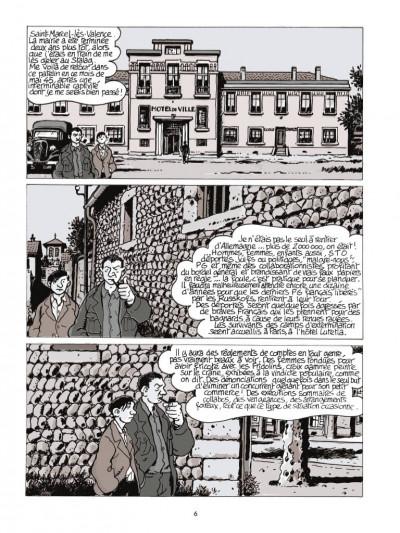 Page 4 Moi René Tardi prisonnier de guerre au Stalag IIB tome 3