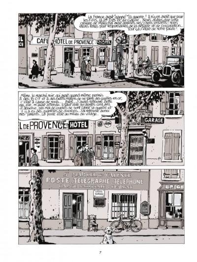 Page 5 Moi René Tardi prisonnier de guerre au Stalag IIB tome 3