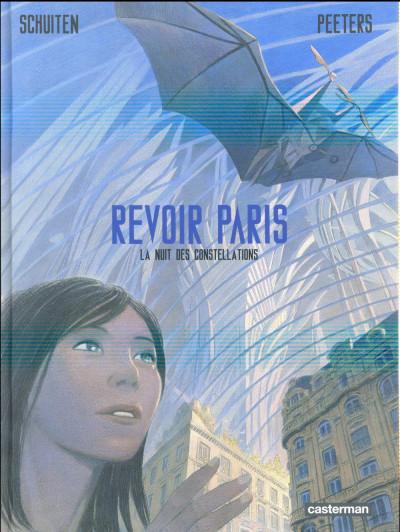 Couverture Revoir Paris tome 2