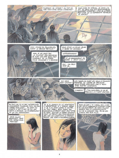 Page 2 Revoir Paris tome 2
