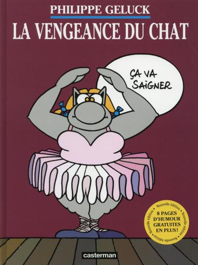 image de Le Chat tome 3 - La vengeance du Chat (édition 2015)