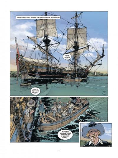 Page 1 Le sang des lâches tome 4