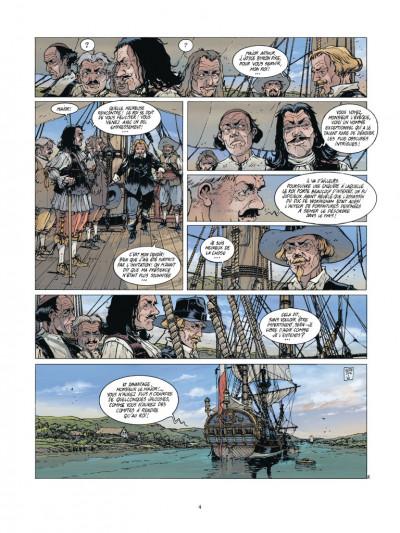 Page 2 Le sang des lâches tome 4
