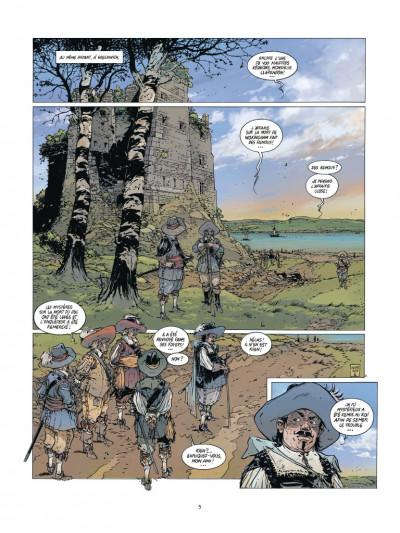 Page 3 Le sang des lâches tome 4